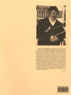 Claude-Henri Joubert: Claude-Henry Joubert: Corindon, Coriander Emperor: Trumpet, Cornet or Flugelhorn