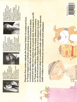 Janet Vogt: Le Voyage Magique - Niveau 1 Découvreur: Books on Music