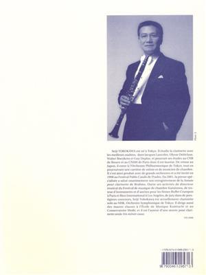 Seiji Yokokawa: Scales And Fingerings In All Their Forms: Clarinet