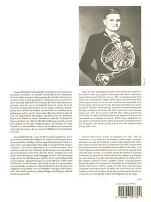 Daniel Bourgue: Le Cor Methode Universelle - Vol.3: Horn