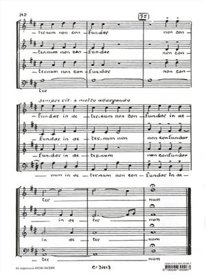 Marc-Antoine Charpentier: Te Deum: Mixed Choir