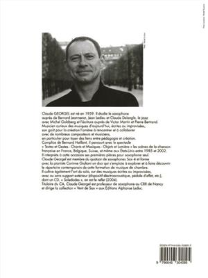 Claude Georgel: Rivage Pale: Saxophone