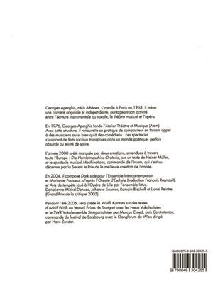 Georges Aperghis: Aperghis Georges Jeu a Quatre 4 Alto Saxophones: Alto Saxophone