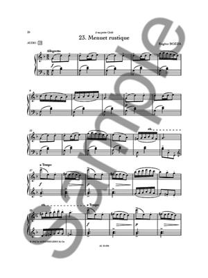 Francois Pinel: Morceaux choisis pour Piano: Piano or Keyboard