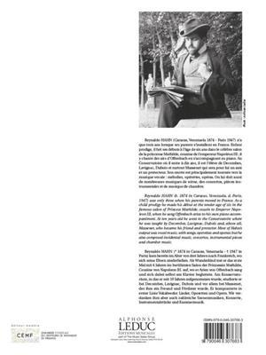Reynaldo Hahn: Juvenilia Et Autres Pièces: Piano