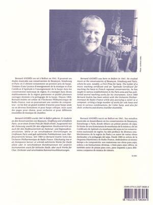 Bernard Andres: Aquatintes: Harp