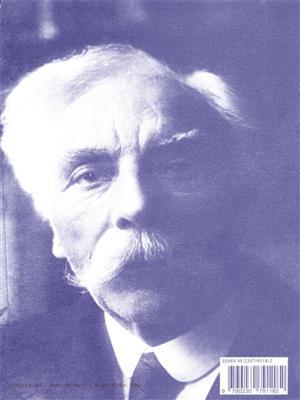 Gabriel Fauré: 20 Mélodies Vol. 1: Voice
