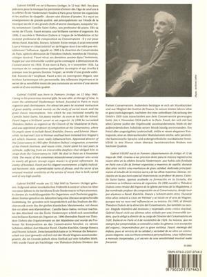 Gabriel Fauré: La Bonne Chanson: Medium Voice