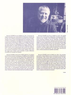 Bernard Andres: Epices Vol.1: Harp
