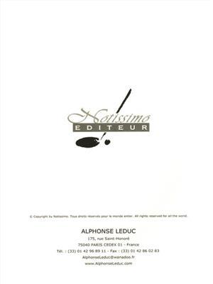 Sophie Dufeutrelle: Voliere Du Puy: Flute Ensemble