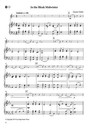 15 Easy Christmas Carols: Arr. (Philip Sparke): Trumpet