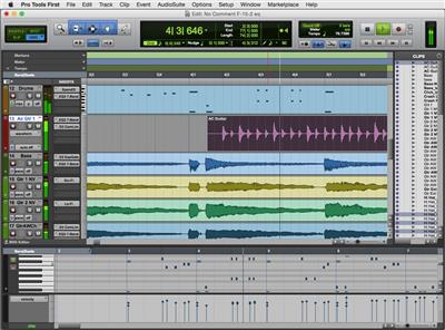 Pro Tools New Support: Software