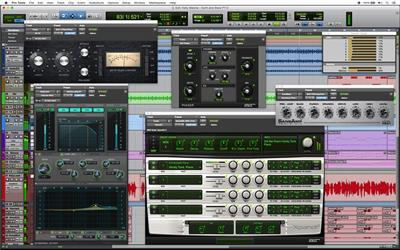 Pro Tools (Subscription, Boxed): Software