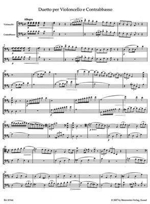 Gioachino Rossini: Duetto: Cello