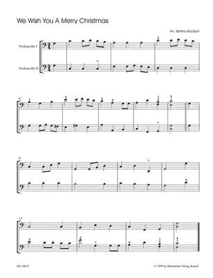 Christmas Hits: Cello