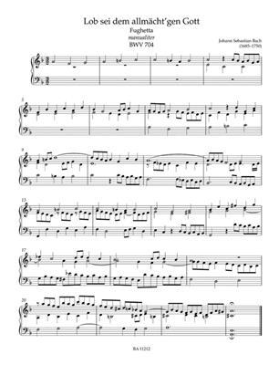 Johann Sebastian Bach: An Easy Bach Organ Album: Organ
