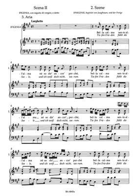 Georg Friedrich Händel: Oreste HWV A11: Piano- or Organ Reduction