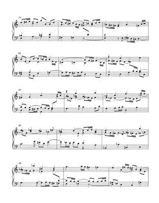 Georg Friedrich Händel: Keyboard Works, Volume 3: Piano or Keyboard