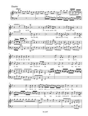 Georg Friedrich Händel: Duetten Terzetten & Ensemblesatz