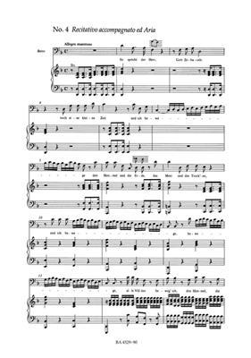 Georg Friedrich Händel: Messiah ( Mozart ) (Duits): Mixed Choir