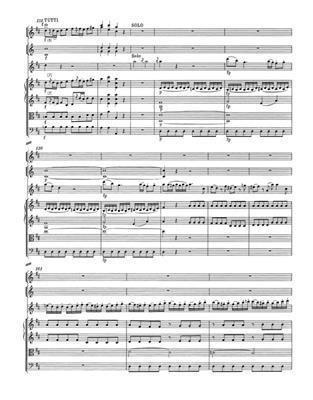 Wolfgang Amadeus Mozart: Flute Concerto In D K.314: Flute