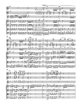 Wolfgang Amadeus Mozart: Oboe Concerto In C K.314: Oboe