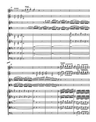 Wolfgang Amadeus Mozart: Sinfonia concertante in E-flat major K.364: Violin & Viola