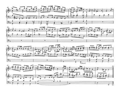 Johann Sebastian Bach: Organ Works - Volume 3: Organ