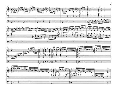 Johann Sebastian Bach: Organ Works - Volume 5: Organ