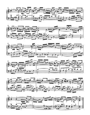 Johann Sebastian Bach: The Well-Tempered Clavier II: Piano or Harpsichord