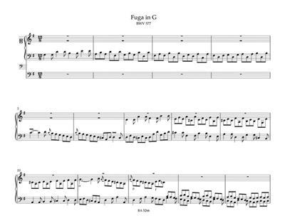 Johann Sebastian Bach: Organ Works, Volume 6: Organ