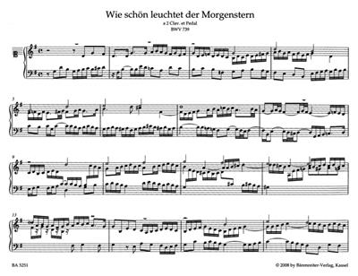 Johann Sebastian Bach: Complete Organ Works in Eleven Volumes: Organ