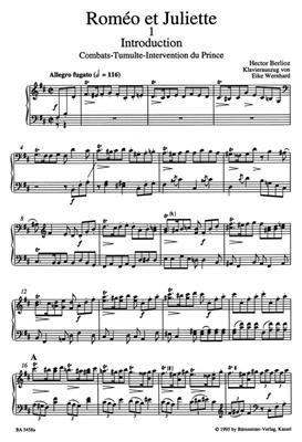 Hector Berlioz: Romeo E Giulietta: Vocal