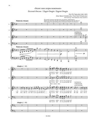 Album of Opera for Mixed Choir: Mixed Choir