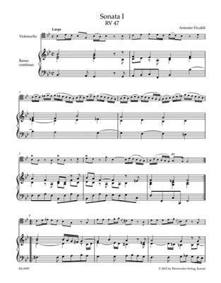 Antonio Vivaldi: Cello Sonatas Complete Cello & Piano: Chamber Ensemble