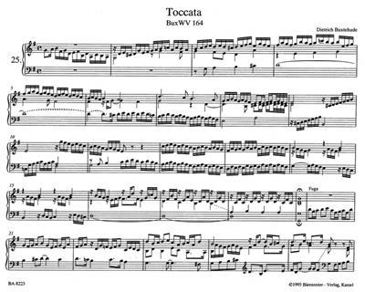 Dietrich Buxtehude: Orgelwerke (Freie Orgelwerke) Complete: Organ