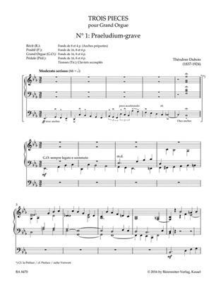 Théodore Dubois: Dubois: Complete Organ Works III: Organ