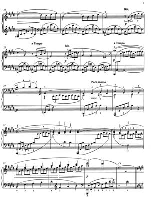 Claude Debussy: Deux Arabesques Pour Le Piano: Piano or Keyboard