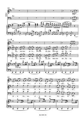 Ludwig van Beethoven:Symphony no. 9 in D minor op. 125