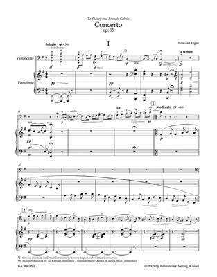Edward Elgar: Concerto: Arr. (Edward Elgar): Cello