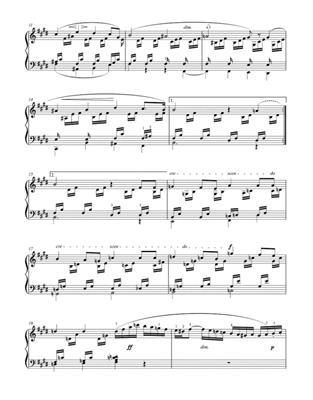 Felix Mendelssohn Bartholdy: Lieder Ohne Worte: Piano or Keyboard