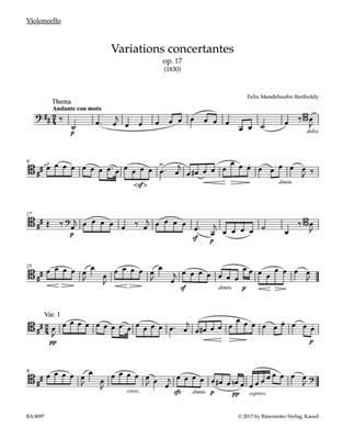 Felix Mendelssohn Bartholdy: Cello Works Complete Volume 2: Cello