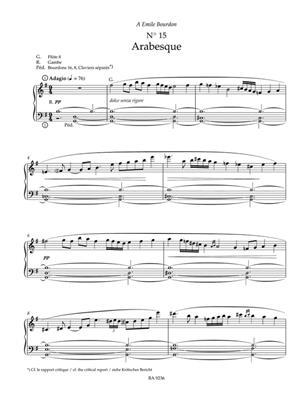 Louis Vierne: Samtliche Orgelwerke 8/2 (Op.31): Organ