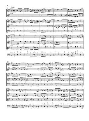 Johann Sebastian Bach: Mass in B minor: Orchestra