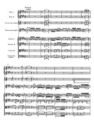 Wolfgang Amadeus Mozart: Violin Concerto No.5 In A K.219: Violin