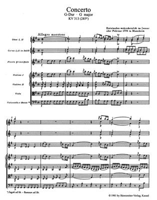 Wolfgang Amadeus Mozart: Works for Flute & Orchestra: Flute