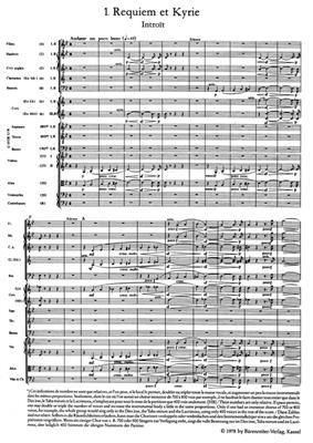 Hector Berlioz: Grande messe des morts op. 5: Mixed Choir