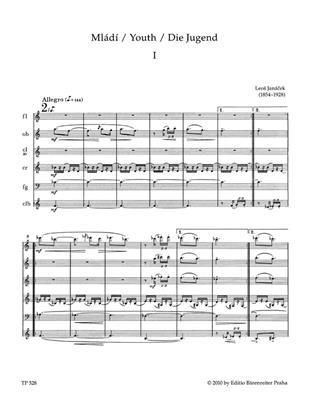Leos Janacek: Jugend (Die) Windsextet: Trumpet