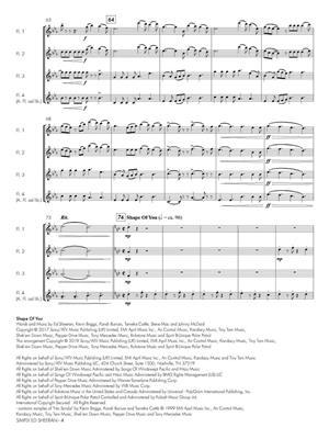 Ed Sheeran: Simply Ed Sheeran: Arr. (Emma Philips): Flute Ensemble