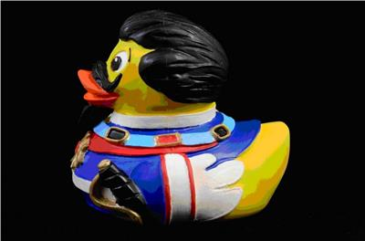 Bavarian King Ludwig Rubber Duck